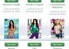 Nook Color Software ~ Shop for magazines