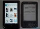Nook Color vs. Kindle ~ Library comparison