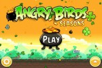 Angry Birds Seasons ~ St. Patrick's Day ~ Go Green, Get Lucky
