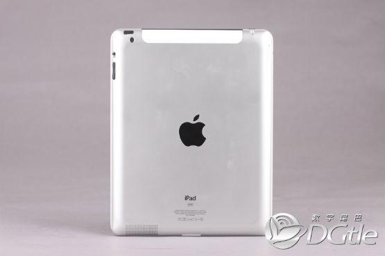 iPad 2 mock-up ~ Back