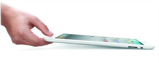 iPad 2 white