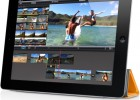 iPad 2 iMovie ~ Finger fine-tuning