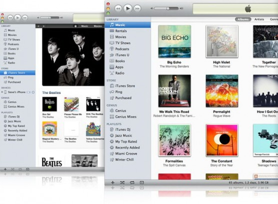 iTunes 10.2 released bringing iOS 4.3 syncing
