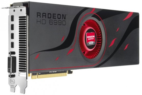 Radeon HD 6990 Graphics Card