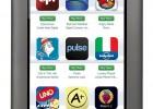B&N Nook Color application store