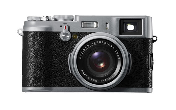 Fujifilm FinePix X100 camera