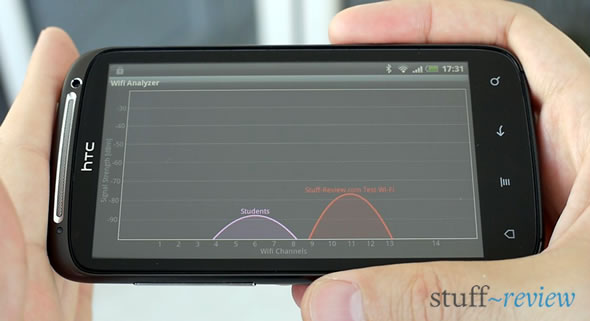 HTC Sensation 'death grip' simply by touching