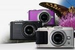 Olympus new PEN cameras: E-P3, E-PL3 and E-PM1