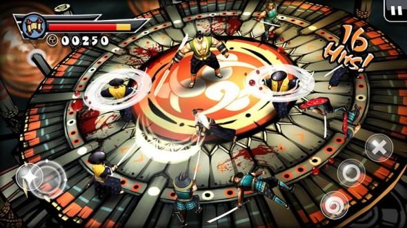 Samurai II: Vengeance Android game