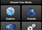 Audiogalaxy Music App - Home