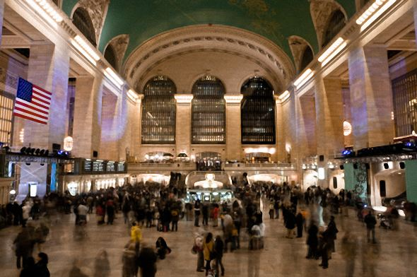 Grand Central Terminal - upcoming Apple store