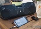 Logitech S715i Speaker and Audiogalaxy app