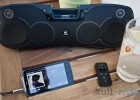 Logitech S715i Speaker and Audiogalaxy app
