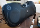 Logitech S715i Speaker - Side view