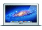 MacBook Air 11-inch open