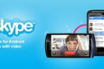 Skype for Android with video calls