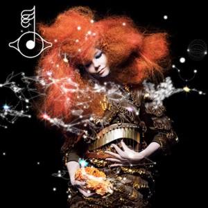 Björk's Biophilia album cover