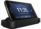 Droid Bionic on docking station