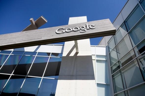Google Mountain View Headquarters