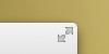 Mac OS X Lion full screen mode icon