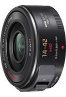 Panasonic 14-42mm X-series power-zoom lens