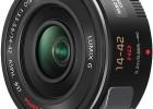 Panasonic 14-42mm X-series power-zoom lens off