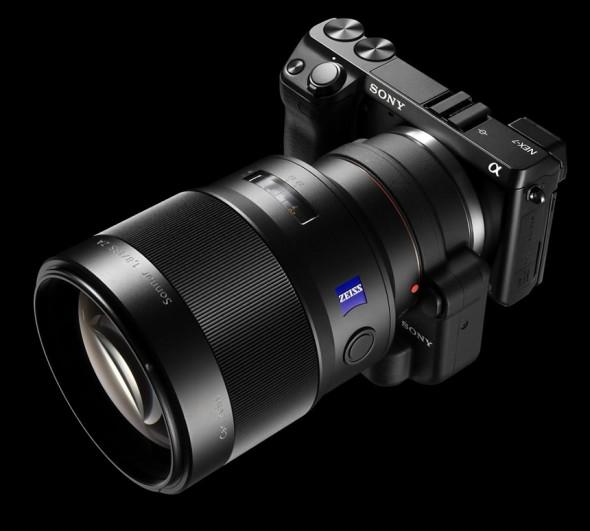 Sony NEX-7 with Alpha lens
