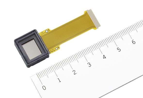Sony OLED EVF panel