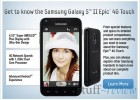 Galaxy S II Epic 4G Touch on Sprint – camera