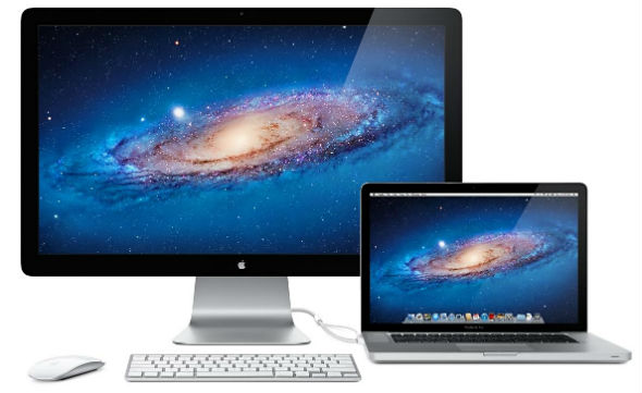 Apple 27-inch Thunderbolt Cinema Display