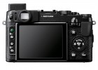 Fujifilm FinePix X10 back