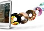 HTC Radar music