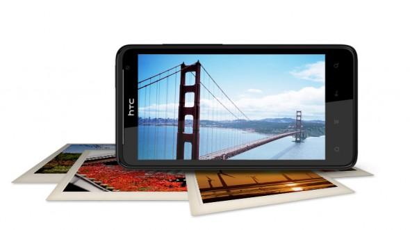 HTC Raider 4G LTE Android smartphone photos