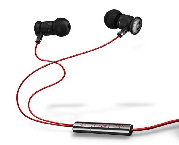 HTC Sensation XE Beats earphones