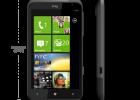 HTC Titan dimensions