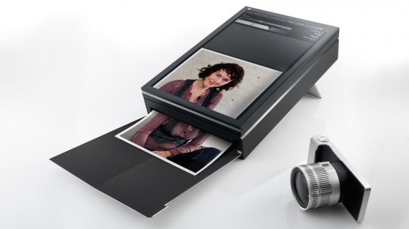 See What You Print concept printer by Artefact