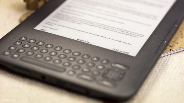 Amazon Kindle Keyboard a.k.a. Kindle 3