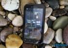 Motorola Defy+ Plus Motoblur homepages