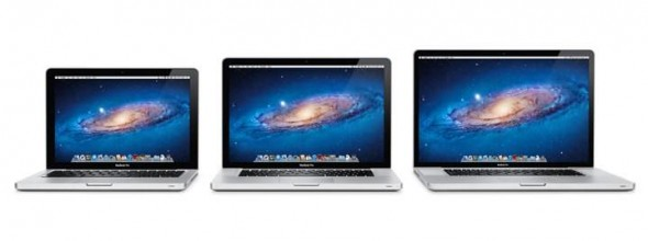 Apple MacBook Pro range