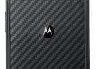 Motorola Droid RAZR Android smartphone - back Kevlar