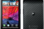 Motorola RAZR front and back
