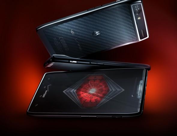 Motorola Droid RAZR a.k.a. Spyder