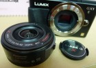 Panasonic GX1 MFT digital camera and LUMIX G X VARIO PZ 14-42mm f/3.5-5.6 lens