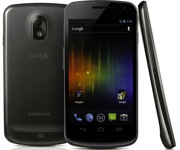 Samsung Galaxy Nexus views