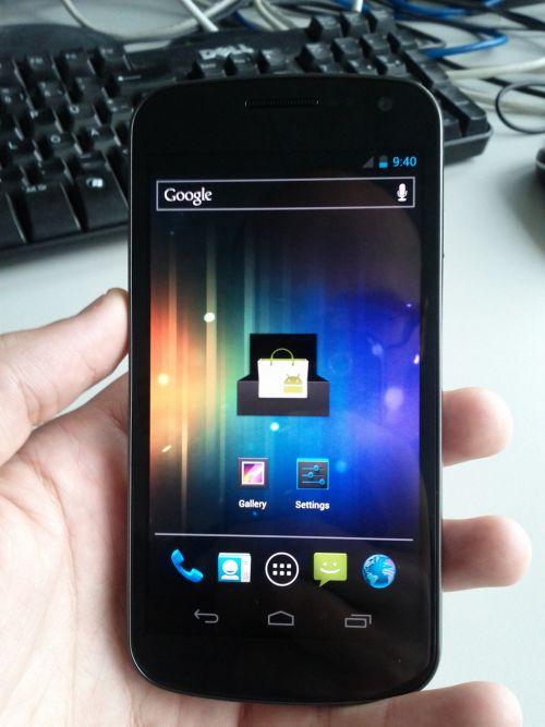 Samsung Nexus Prime leak
