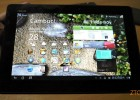 Asus Eee Pad Transformer Prime - hands-on - homescreen
