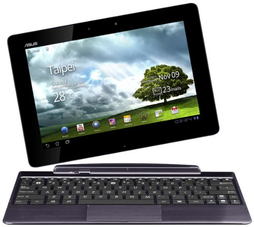 ASUS Transformer Prime with keyboard dock