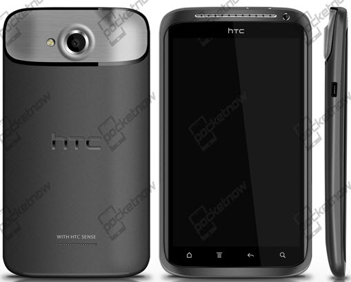 HTC Edge leaked picture