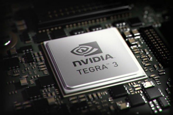 Nvidia Tegra 3 quad-core mobile chip