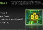 Nvidia Tegra 3 presentation